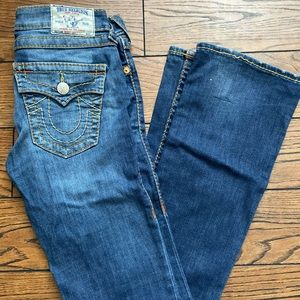 Size 27 True Religion Jeans